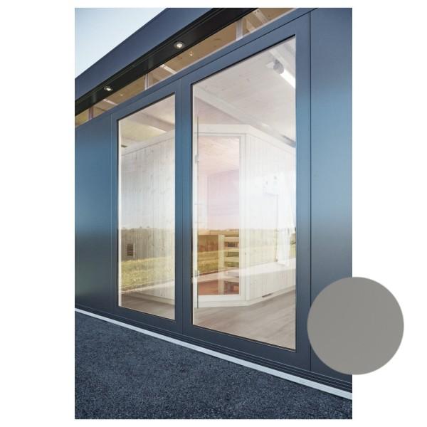 BIOHORT Glaselement für CasaNova quarzgrau-metallic - 9003414530386 | by gartenmoebel-fockenberg.de