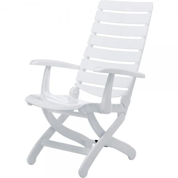 Multipos Sessel Tiffany Weißweiß Kunststoff Von Kettler Jetzt