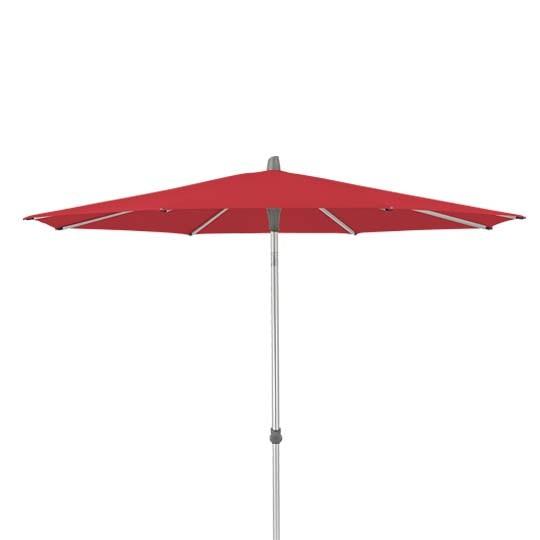 GLATZ Sonnenschirm Alu Smart easy, chili, Ø 220 cm - 20600220171162-117 | gartenmoebel-fockenberg.de