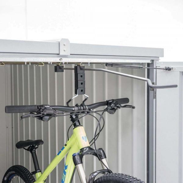 BIOHORT Fahrradhängeschiene für MiniGarage-Serie - 9003414490130 | by gartenmoebel-fockenberg.de