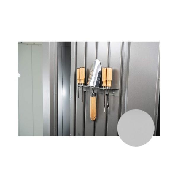 BIOHORT Werkzeughalter für Neo silber-metallic - 9003414470323 | by gartenmoebel-fockenberg.de