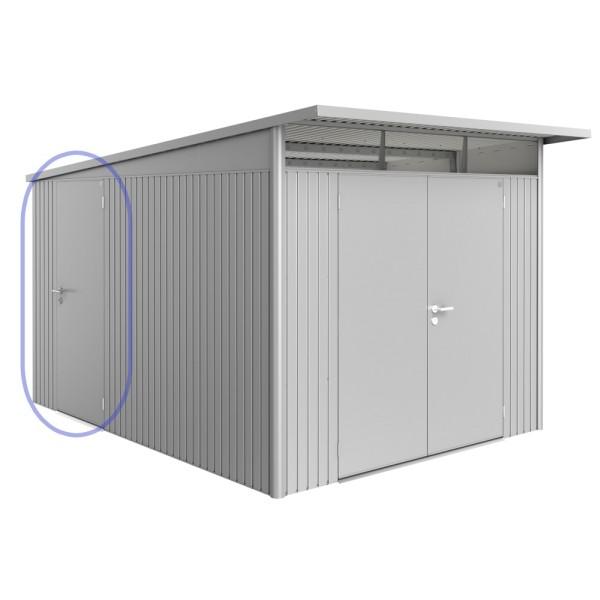 BIOHORT Zusatztür für HighLine/Panorama/AvantGarde silber-metallic