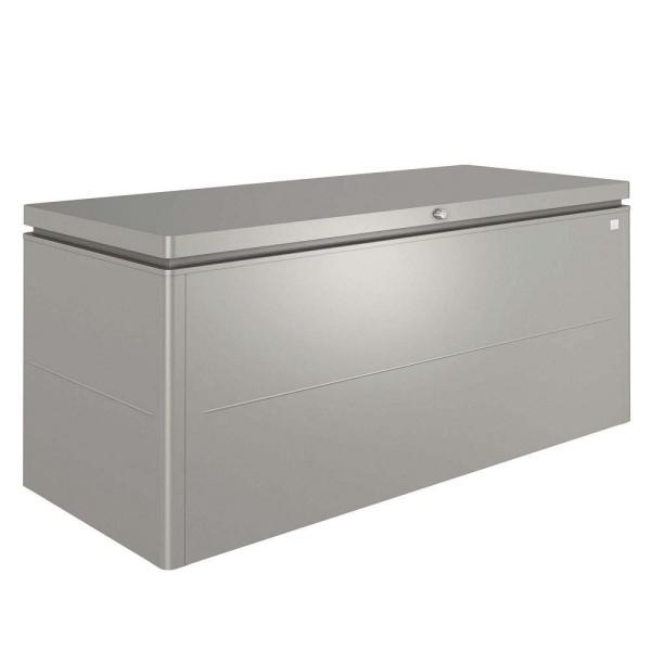 BIOHORT LoungeBox 200 quarzgrau-metallic - 9003414680753 | by gartenmoebel-fockenberg.de