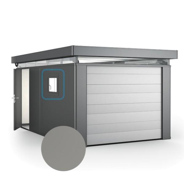 BIOHORT Aluminium-Dreh-Kippfenster für CasaNova (Türanschlag links) dunkelgrau-metallic - 9003414520356 | by gartenmoebel-fockenberg.de