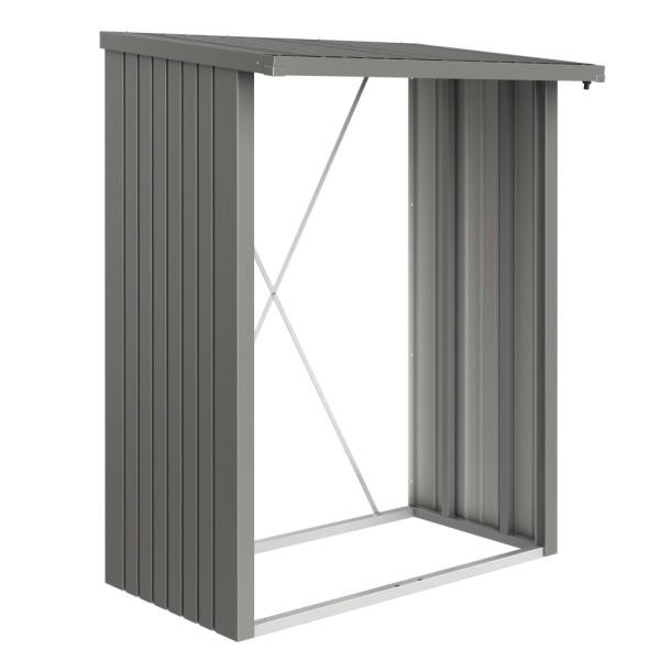 BIOHORT WoodStock 150 quarzgrau-metallic