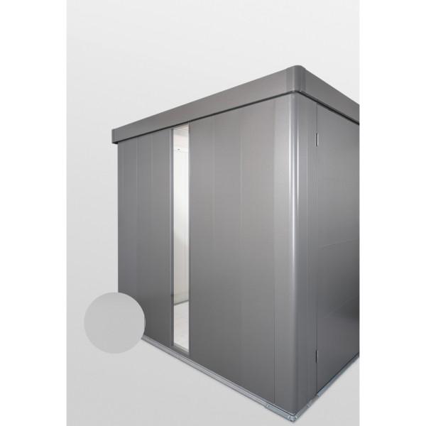 BIOHORT Lichtpaneel für Neo silber-metallic - 9003414470347 | by gartenmoebel-fockenberg.de