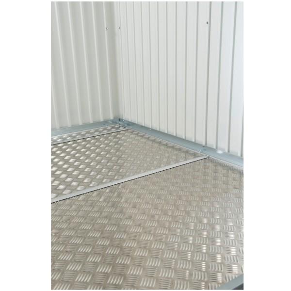 BIOHORT Alu-Bodenplatte für CasaNova 3x6 - 9003414500341 | by gartenmoebel-fockenberg.de