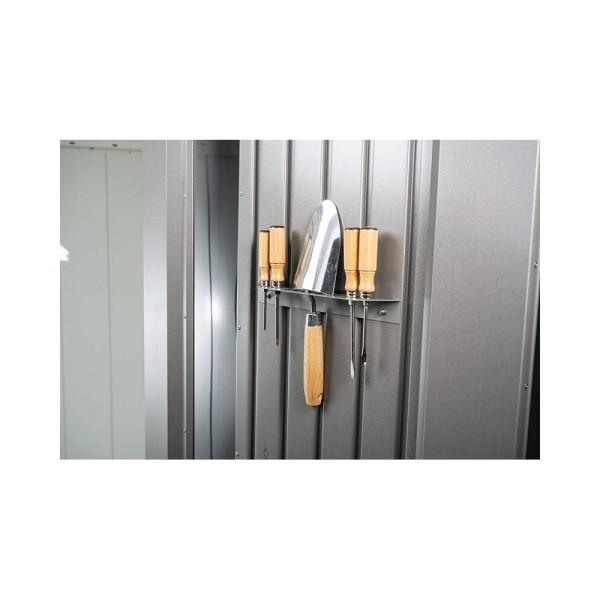 BIOHORT Werkzeughalter für Neo dunkelgrau-metallic - 9003414470521 | by gartenmoebel-fockenberg.de