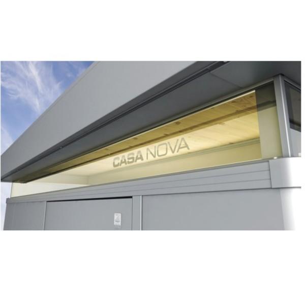 BIOHORT Acrylglas-Lichtband doppelglasig für CasaNova 4x5 - 9003414500280   by gartenmoebel-fockenberg.de