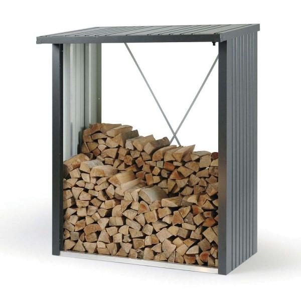 BIOHORT WoodStock 150 dunkelgrau-metallic - 9003414370104 | by gartenmoebel-fockenberg.de