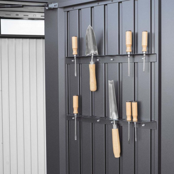 BIOHORT Werkzeughalter für HighBoard dunkelgrau-metallic-Serie - 9003414470514 | by gartenmoebel-fockenberg.de